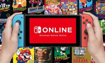 Nintendo Switch Online Juegos retro