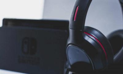 Nintendo Switch añade soporte de audio Bluetooth