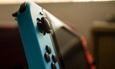 Nintendo Switch patente mando controladores