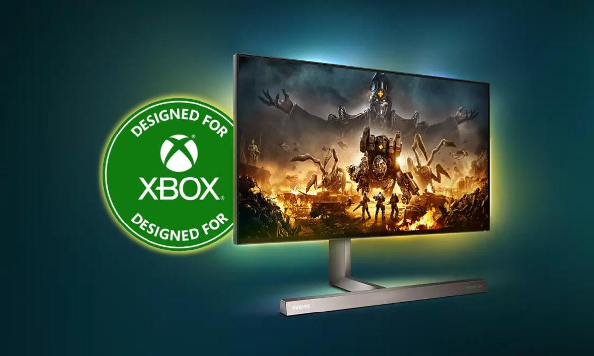 Philips Momentum 279M1RV monitores Diseñado para Xbox