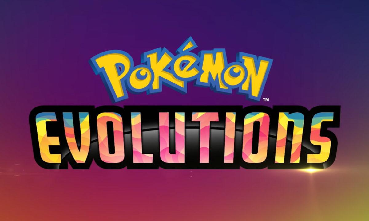 Pokémon Evolutions miniserie