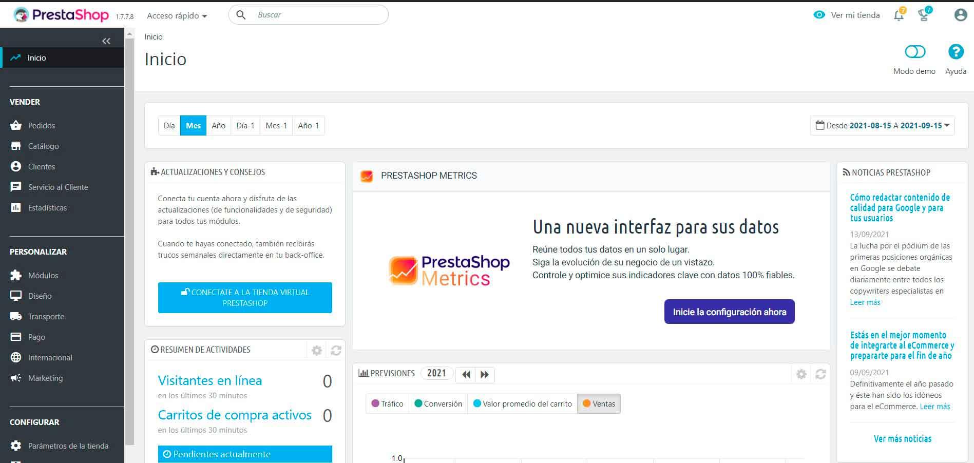 Raiola Networks: tu mejor opción de hosting para PrestaShop
