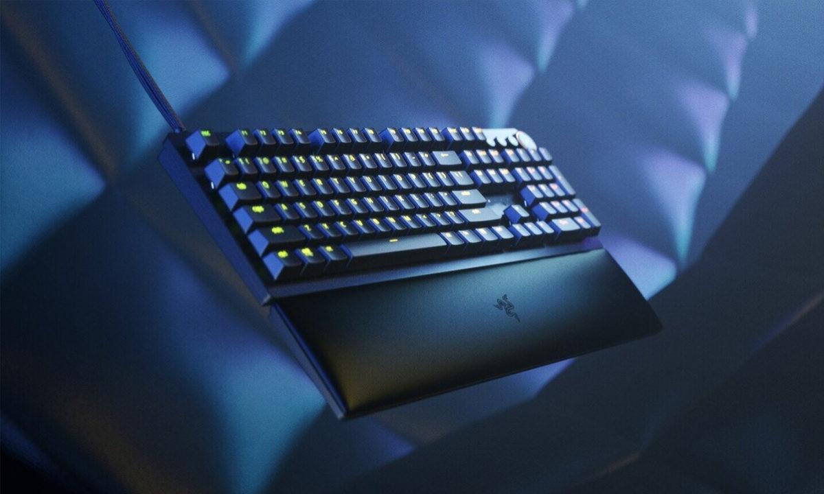 Razer Huntsman V2 teclado mecánico optomecánico