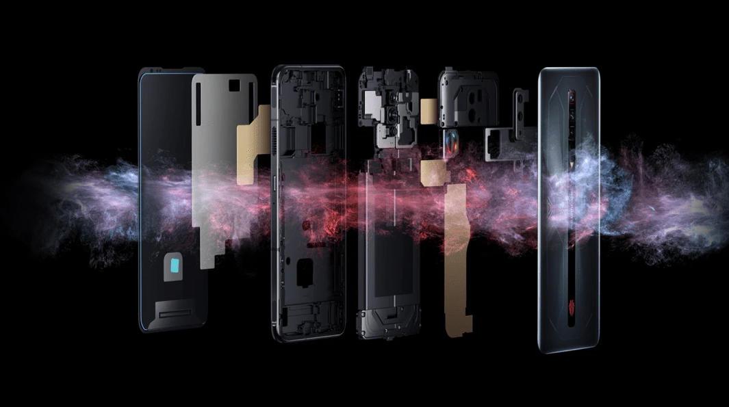 Nubia da un paso más en móviles para juegos con el RedMagic 6S Pro 30