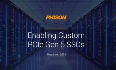 SSD PCIe Gen 5