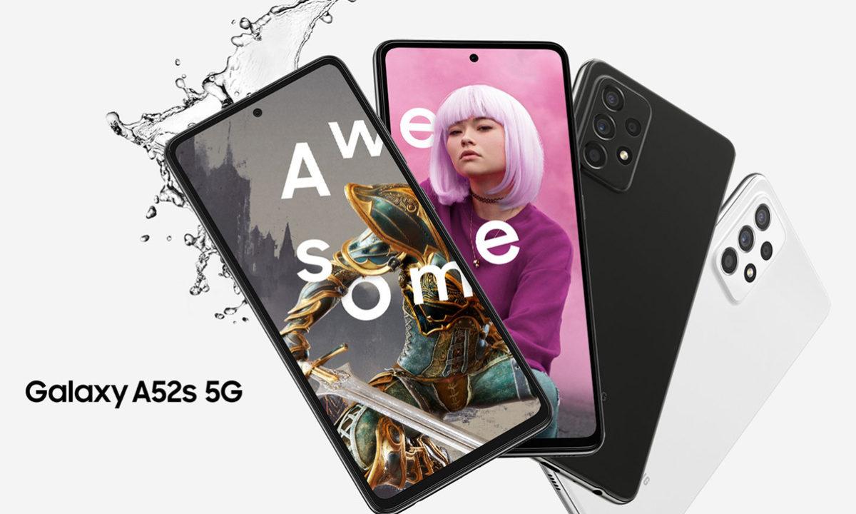 Samsung Galaxy A52s 5G RAM Plus 4GB RAM virtual