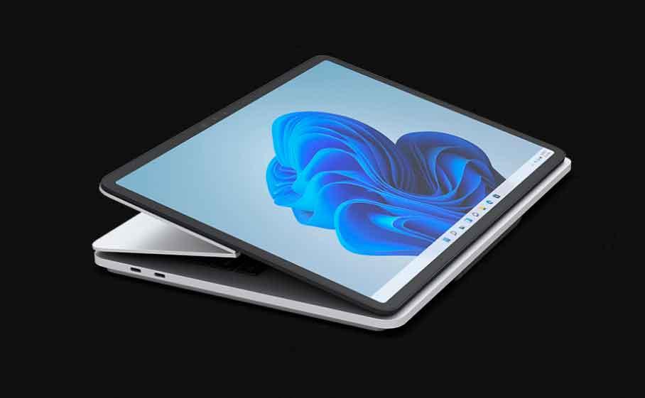 Surface Laptop Studio: una pantalla que te sorprenderá