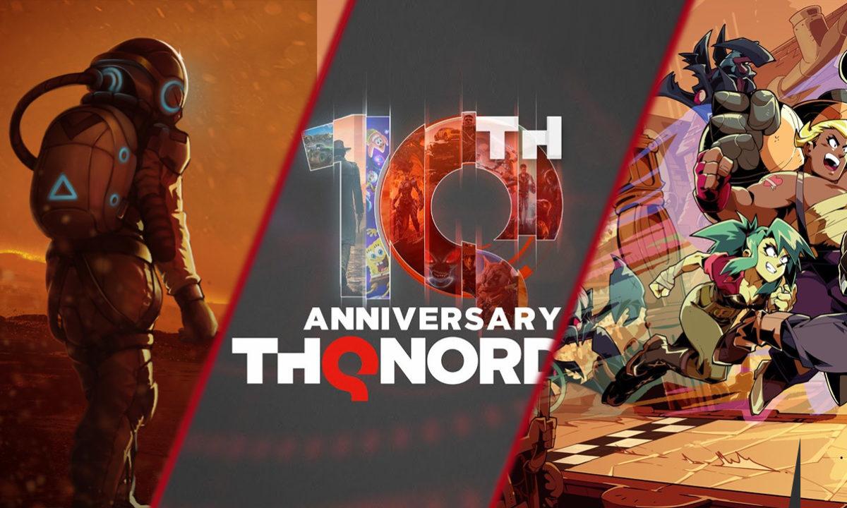 THQ Nordic Aniversario Juegos Gratis Epic Games Store y Steam
