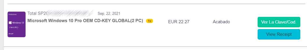 ¿Windows 10 por solo 13,20 euros? ¡Pues sí, 100% legal y actualizable a Windows 11!