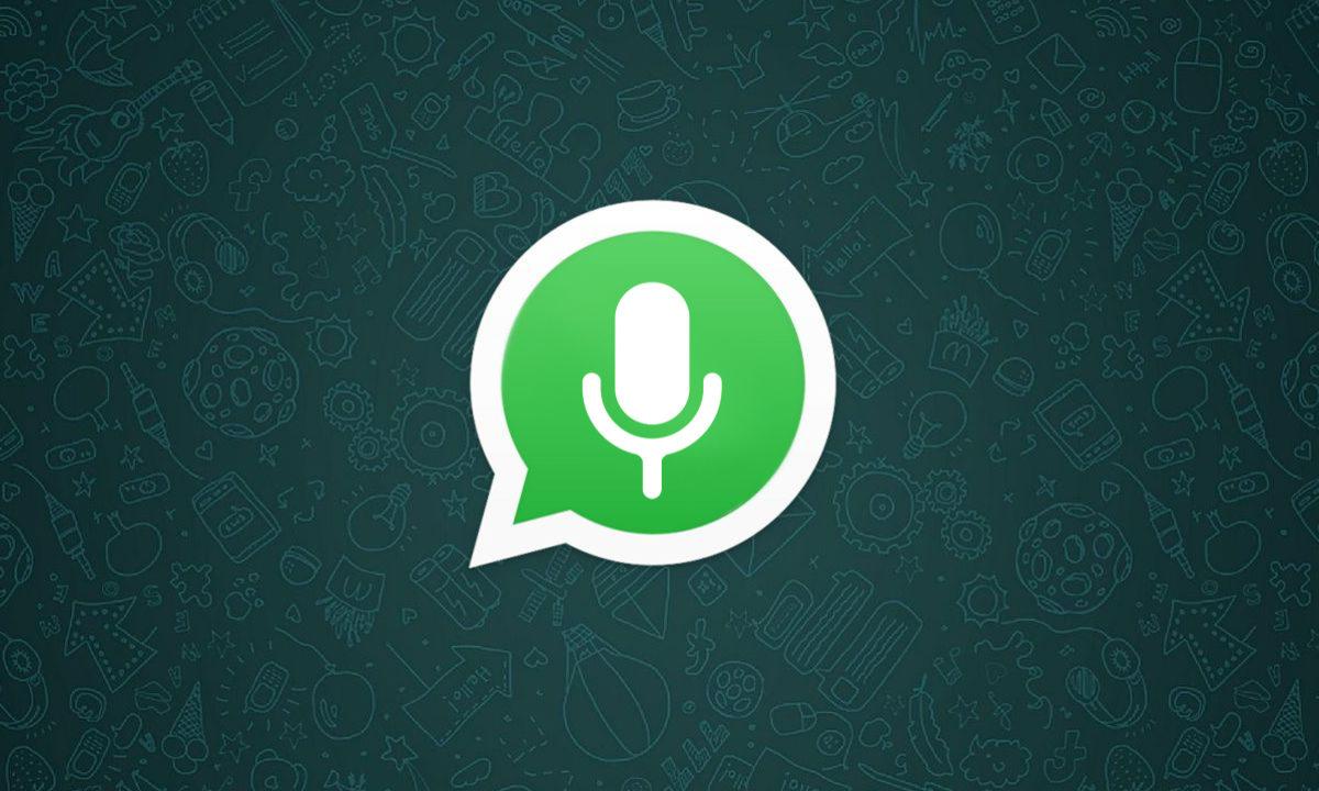 WhatsApp Beta mensajes de voz transcipción de audio