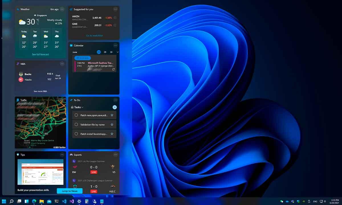 Windows 11 ya está en el canal de la versión preliminar