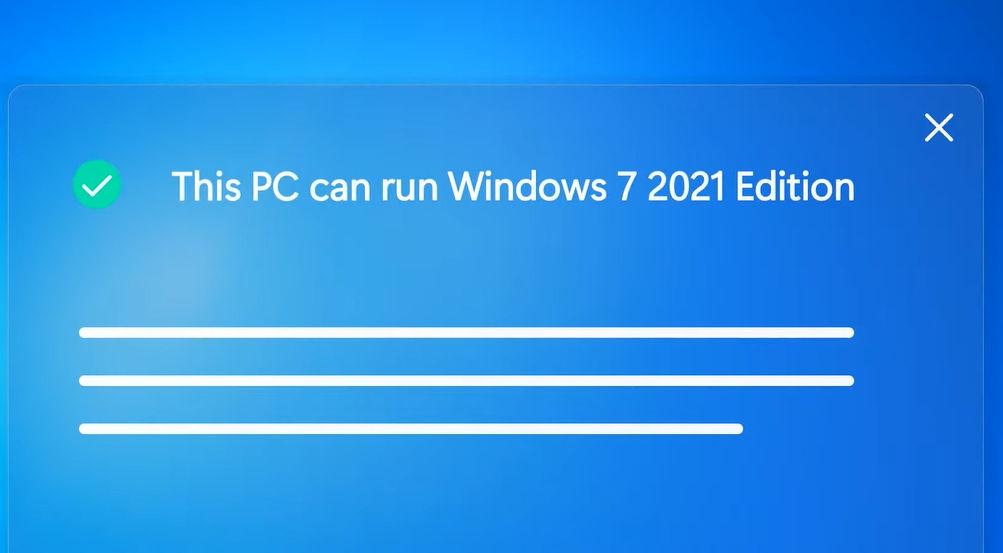 Windows 7 2021: cómo sería el mejor Windows con el aspecto de Windows 11 30