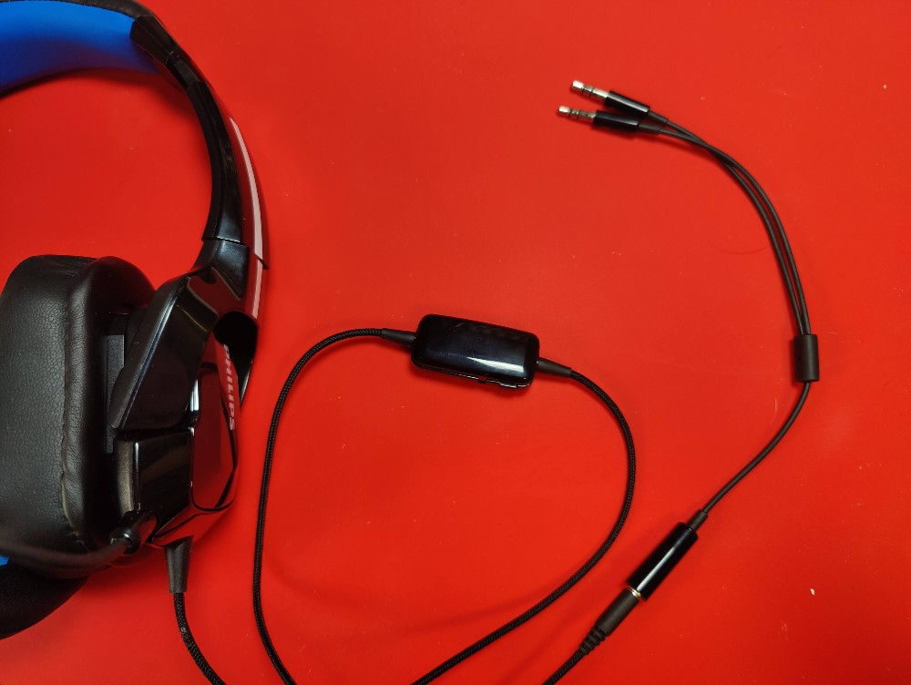 Auriculares gaming Philips TAGH, análisis 32