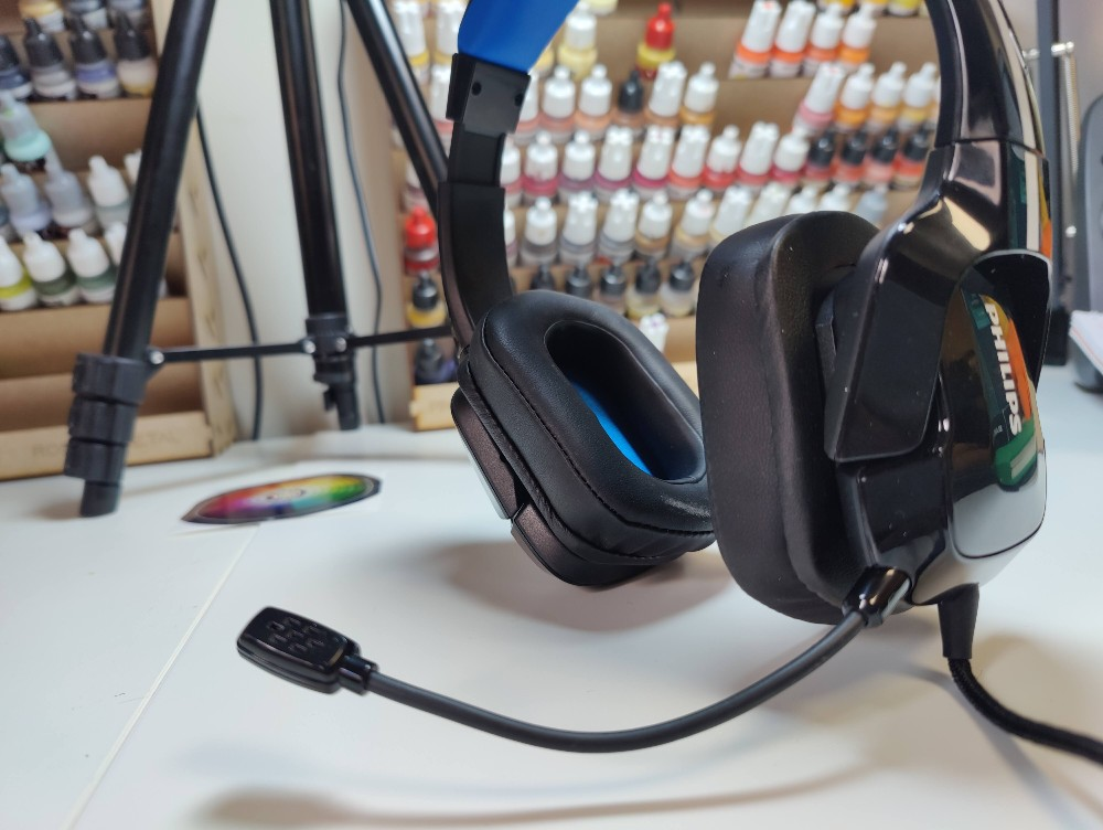 Auriculares gaming Philips TAGH