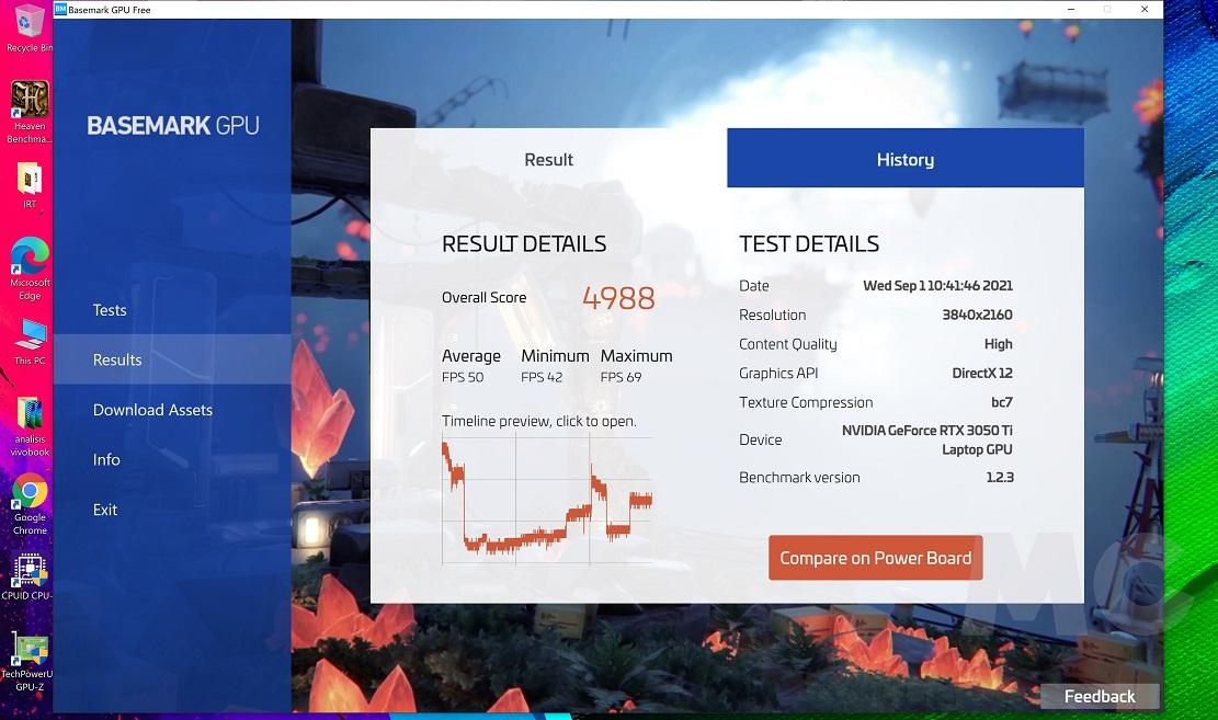 ASUS Vivobook Pro X16, análisis: ASUS reinventa la rueda 72