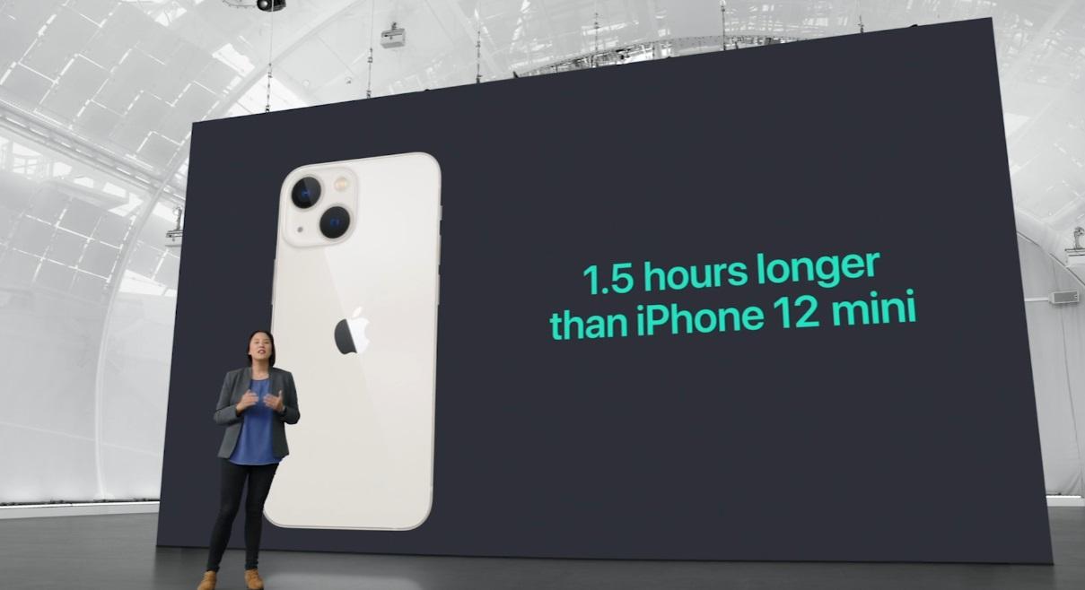 Apple presenta el iPhone 13: Especificaciones y precios 42