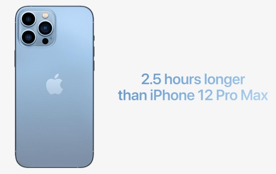 Apple presenta el iPhone 13: Especificaciones y precios 55