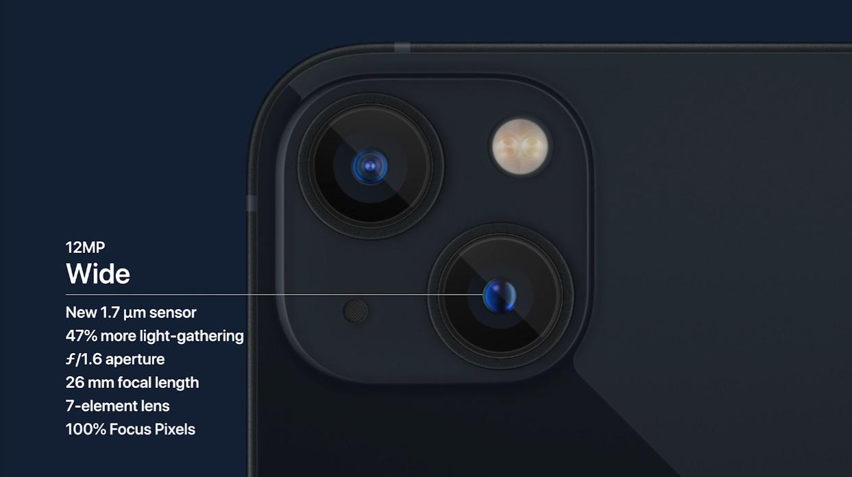 Apple presenta el iPhone 13: Especificaciones y precios 38