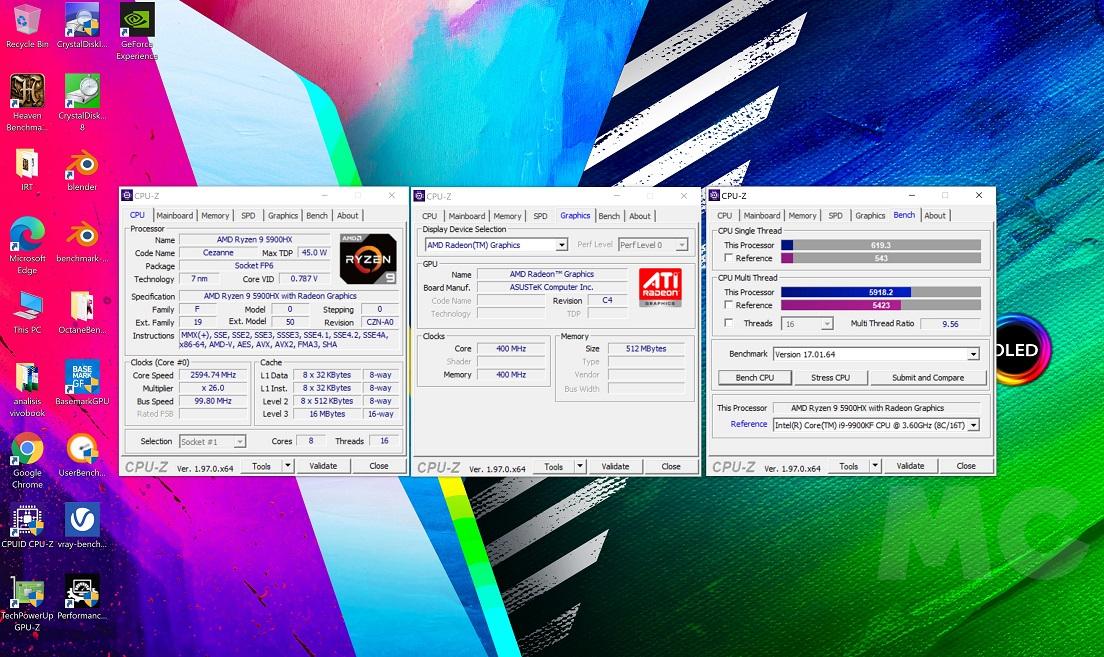 ASUS Vivobook Pro X16