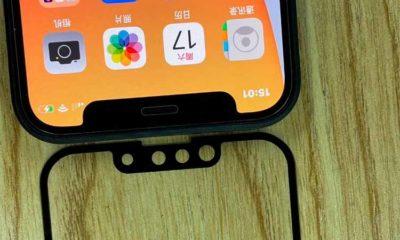 A vueltas con la muesca del iPhone 13