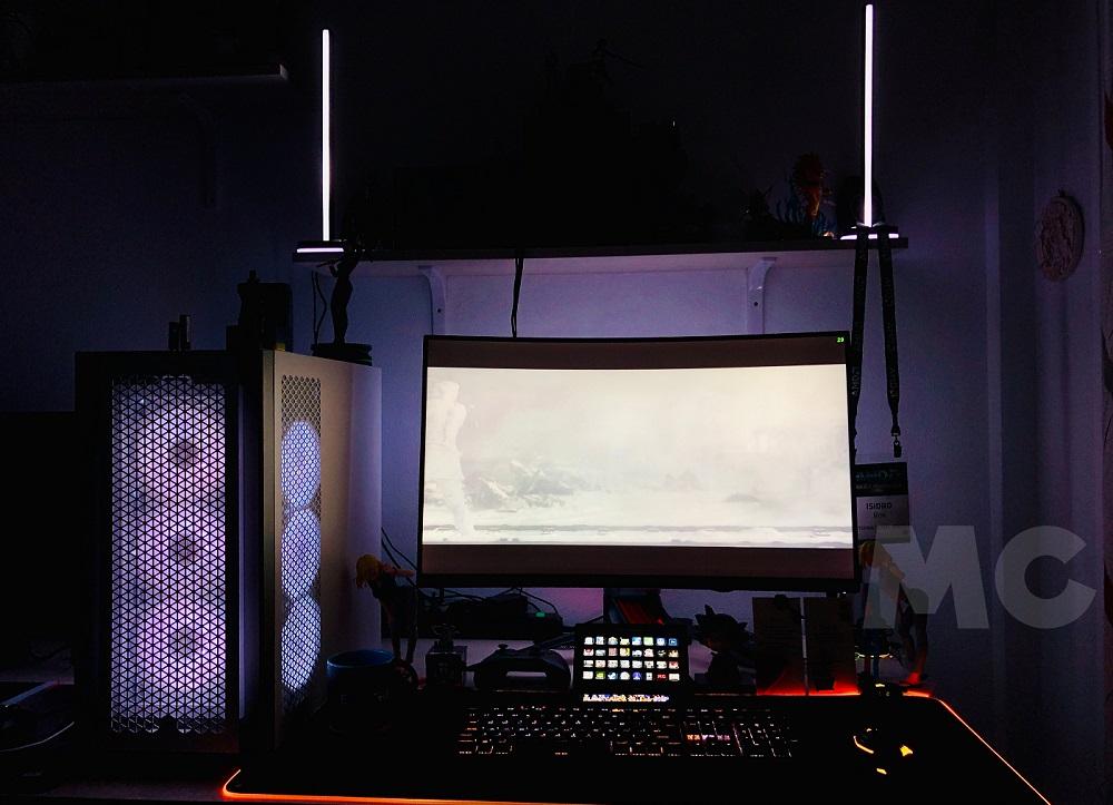 iluminación LED de Corsair