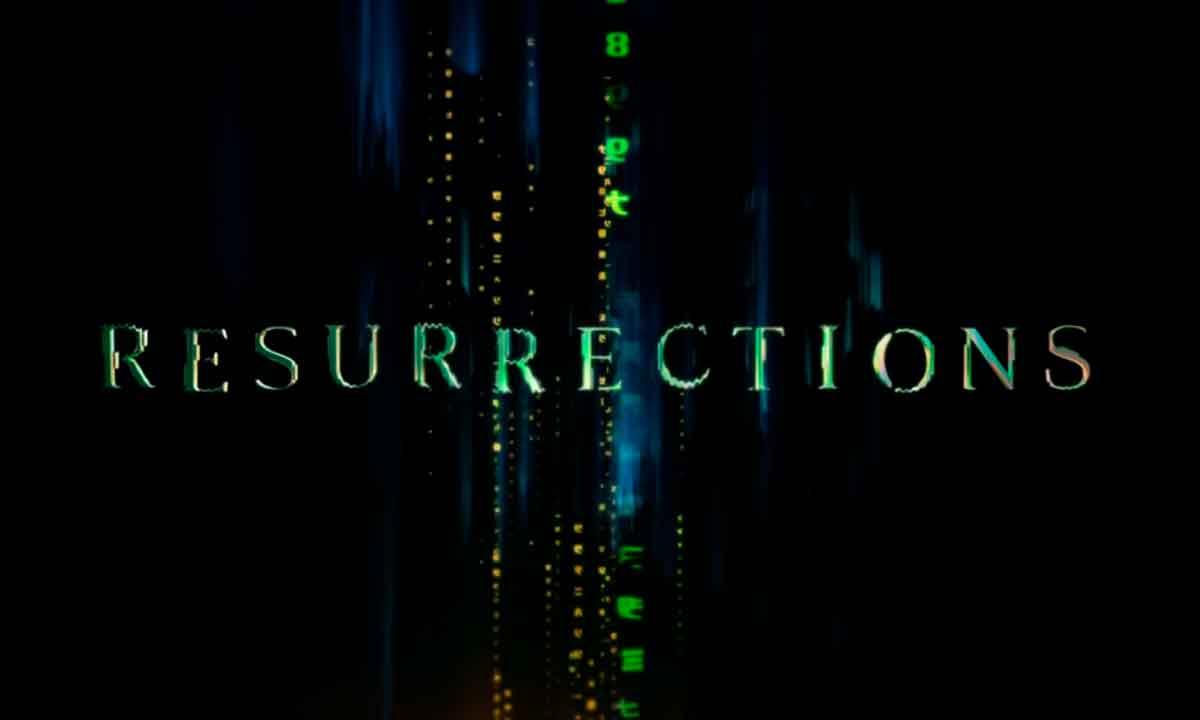 Matrix Resurrections: ¿qué nos cuenta el tráiler?
