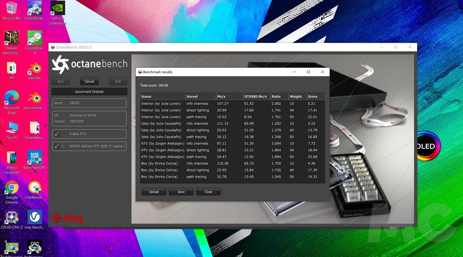 ASUS Vivobook Pro X16, análisis: ASUS reinventa la rueda 68
