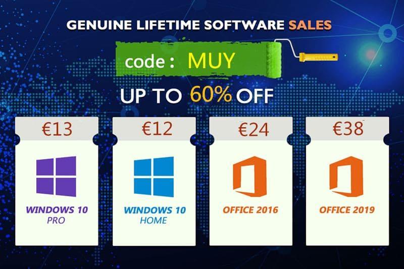 ofertas Windows 10