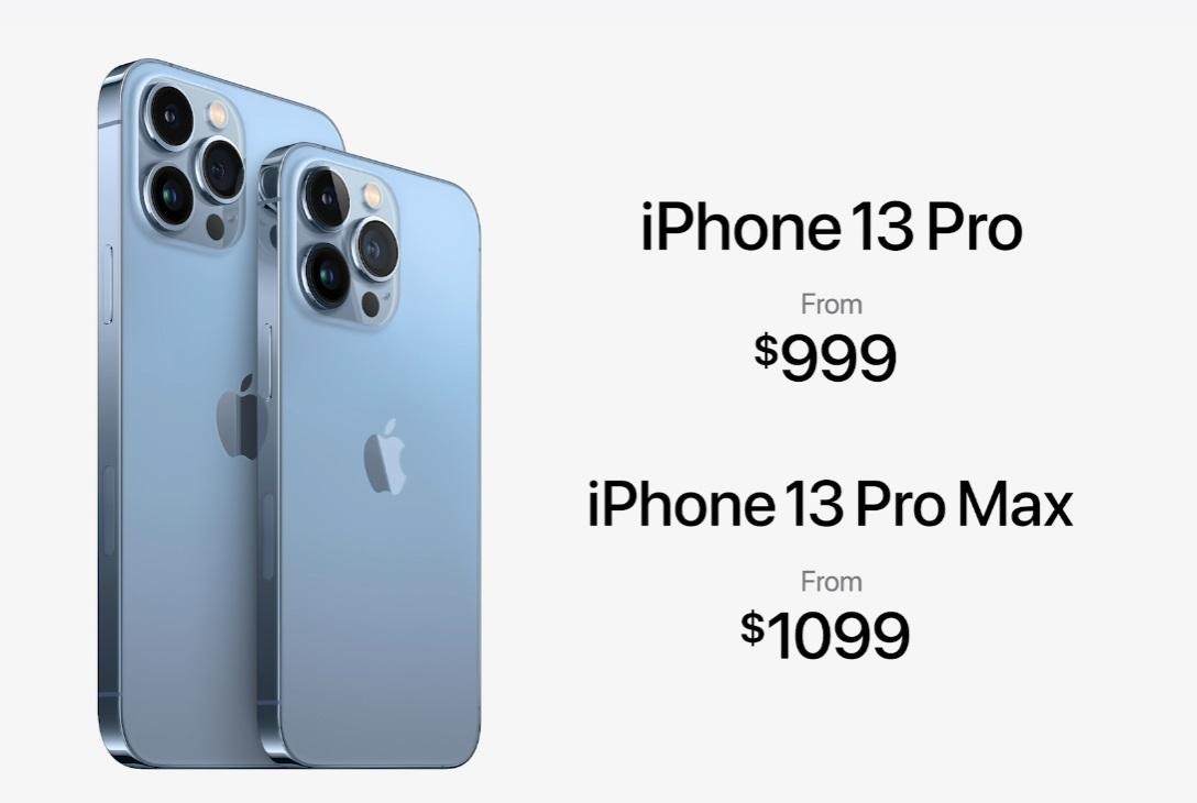Apple presenta el iPhone 13: Especificaciones y precios 59