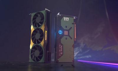 AMD Radeon RX 6900 XT edición especial Halo Infinite
