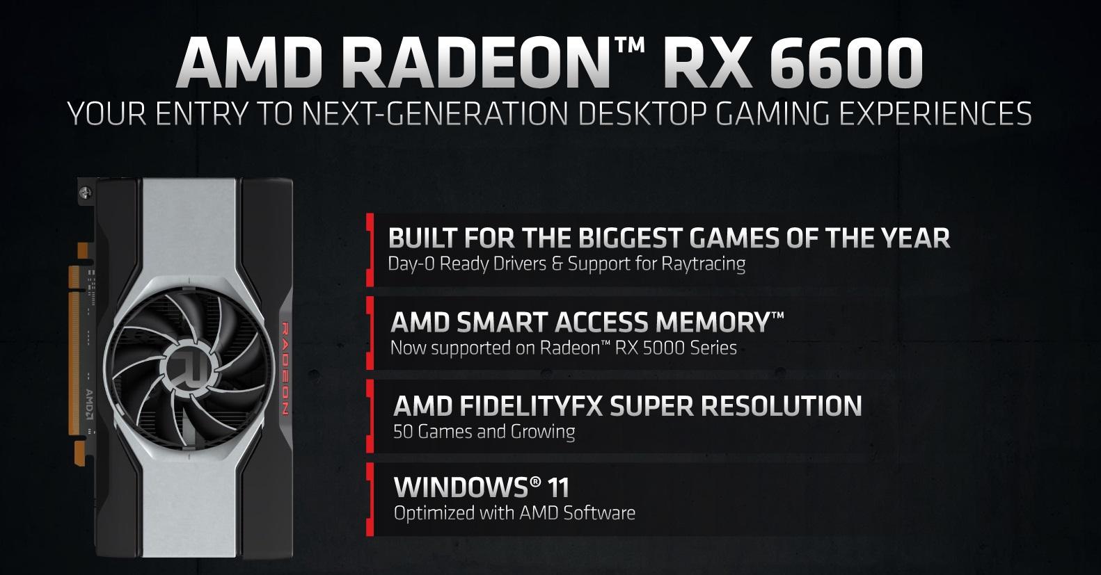 Radeon RX 6600: Especificaciones, precio y rendimiento 46