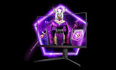 AOC AGON AG324UX, un monitor gaming premium con 4K, 144 Hz y HDMI 2.1 29