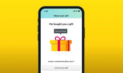 Amazon Prime enviar regalos sin dirección