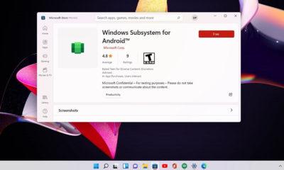Microsoft empieza a probar las apps de Android en Windows 11