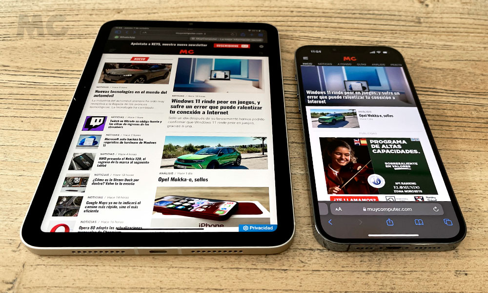 Apple iPad mini 2021, análisis: el más Pro de su estirpe