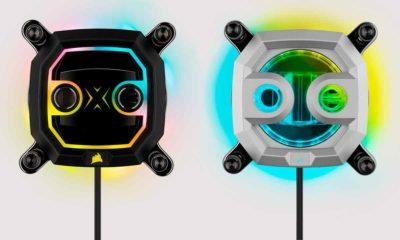 Corsair XC5 RGB PRO y XC7 RGB PRO: refrigeración pro
