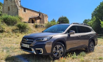 Subaru Outback 2021, territorio 16