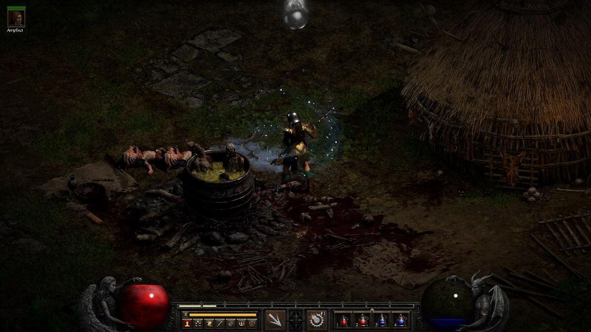 jugar Diablo II