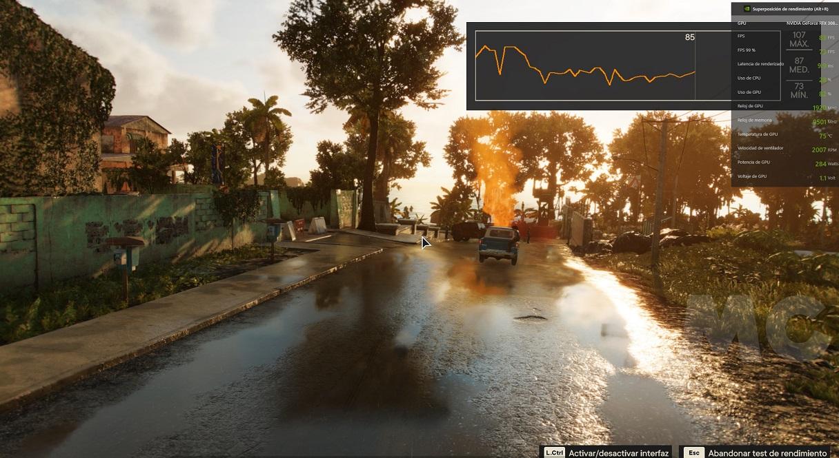 Far Cry 6 con la iluminación inmersiva de Corsair luce así de bien 41