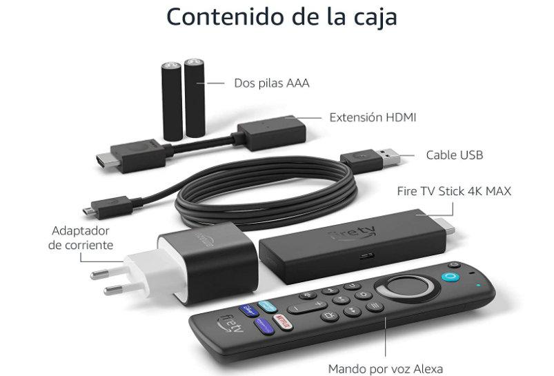 Amazon pone a la venta el Fire TV Stick 4K Max, el mejor de su segmento 32