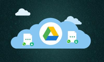Google Drive tenia acceso a las copias de seguridad de WhatsApp
