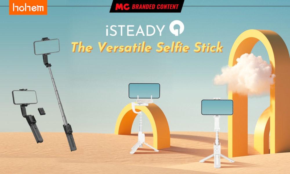 Hohem iSteady Q, un 'palo-selfie'  multiusos accesible