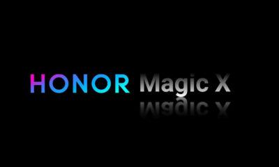 Honor Magic X Smpartphone plegable