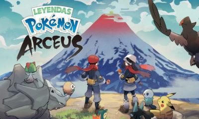 Leyendas Pokémon Arceus no tendrá mundo abierto