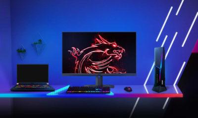 MSI Optix MPG nuevos monitores gaming QD Series