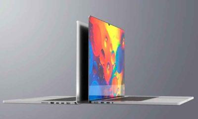 ¿Un MacBook Pro con muesca en la pantalla?