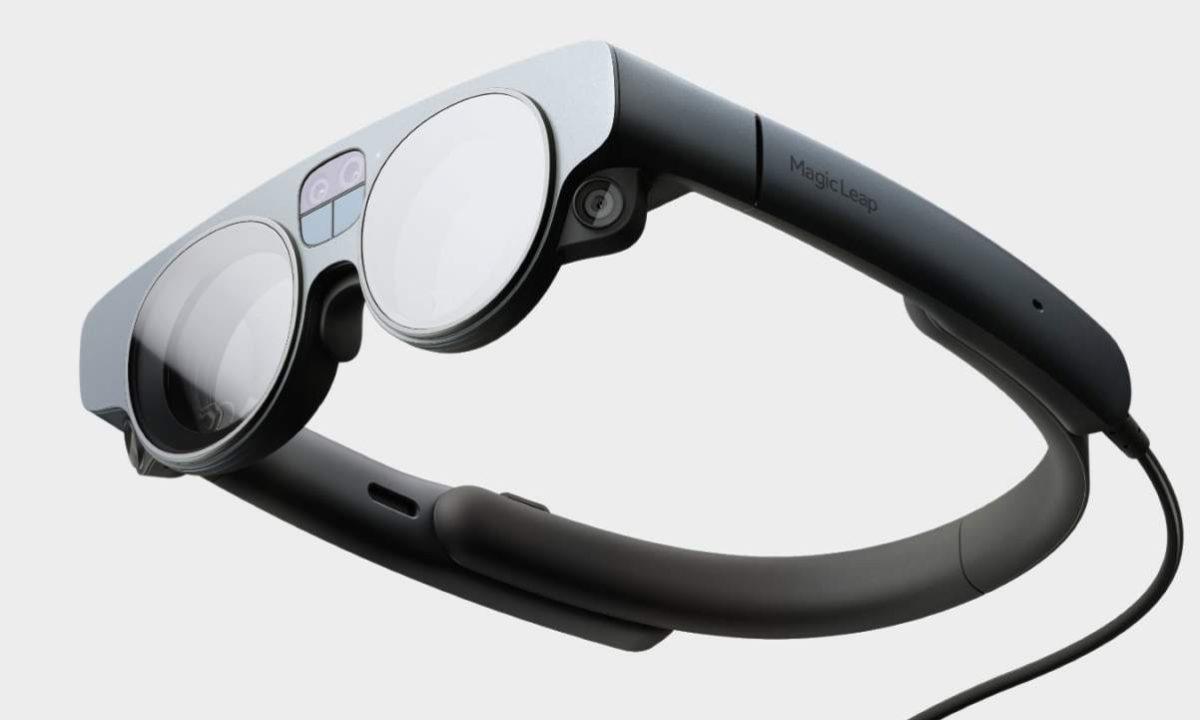 Magic Leap 2 AR realidad aumentada empresas