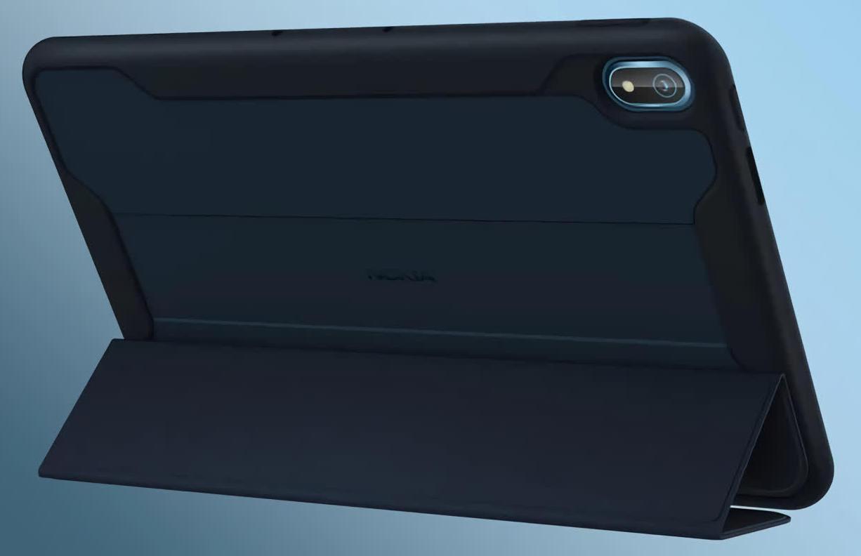 HMD presenta el Nokia T20, el regreso de la marca al segmento tablet 29