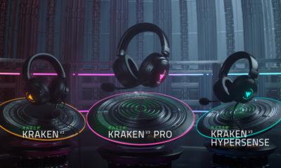 Razer Kraken V3 Series Auriculares Gaming