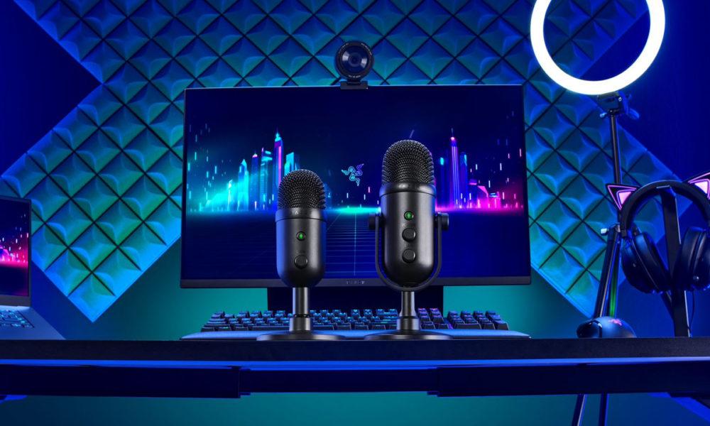 Razer Seiren V2 Pro y Seiren V2 X, streaming para todos los niveles